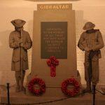 Памятник английским солдатам